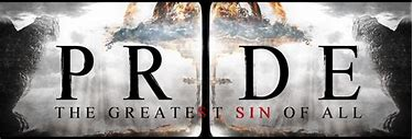 Image result for sin of pride