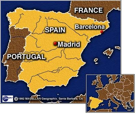Image result for madrid and barcelona spain