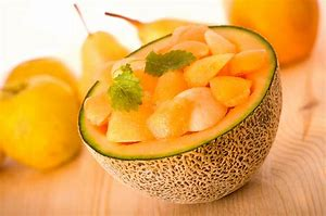 Image result for cateloups,melons,walnuts that pevent stretch marks