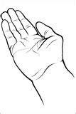 Bildresultat för öppen hand