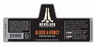 Image result for revolver blood and honey