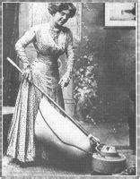 vacuum cleaner, Native Advertising