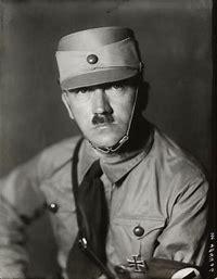 Image result for hitler in wwi uniform