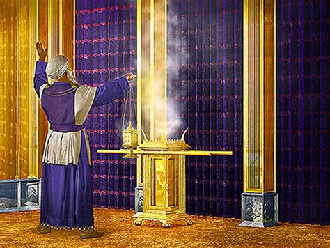 Image result for UZZIAH BURNS INCENSE AT THE ALTER OF GOD