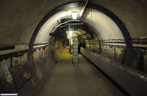 Image result for the underground tunnels