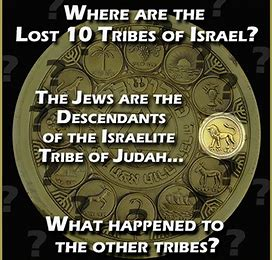 Image result for The lost 10 Tribes