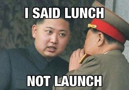 Image result for Funny Kim Jong Un Parody