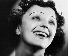 Image result for images edith piaf