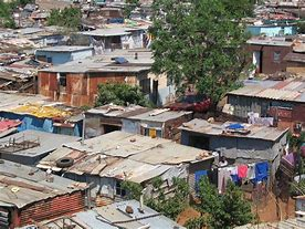 Image result for images slums of soweto