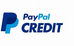Image result for PayPal credit logo