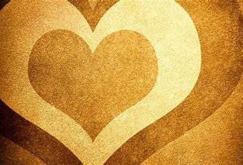 Résultat d'images pour coeur marron