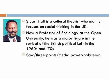 Image result for prof stuart hall the partisan coffee house images