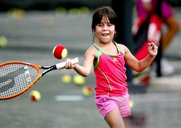 Image result for kids tennis