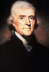 Image result for images thomas jefferson