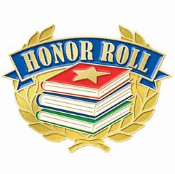 Image result for honor roll
