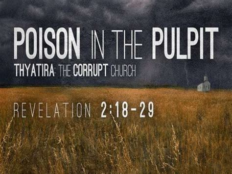Image result for Church of Thyatira Revelation 2