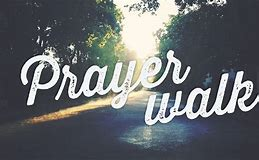 Image result for prayer walk clip art