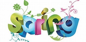 Image result for Spring Clip Art. Size: 223 x 110. Source: www.vectorarts.net