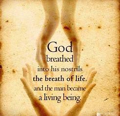 Image result for God's breath