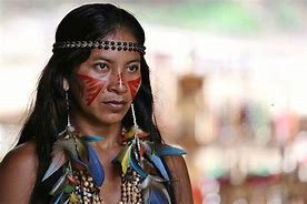 Image result for Brazil Amazon Tribes Women
