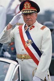 Image result for general pinochet images
