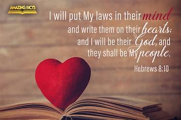 Image result for God's laws written on human hearts
