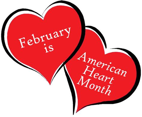 Image result for american heart month images