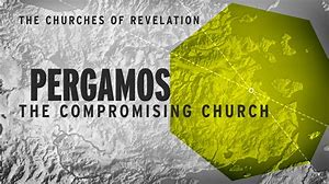 Image result for the church of pergamos