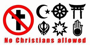 Image result for anti christian