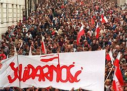 Image result for 1980 - Poland's Solidarity labor movement