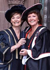 Image result for cherie chancellor of liverpool john moores images