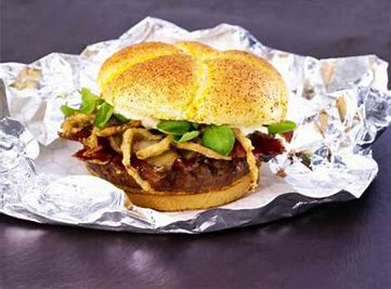Image result for images LA upscale fast food