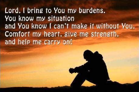 Image result for give your burdens to the lord