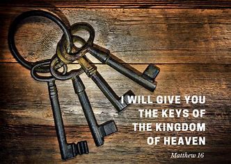 Image result for keys to the kingdom