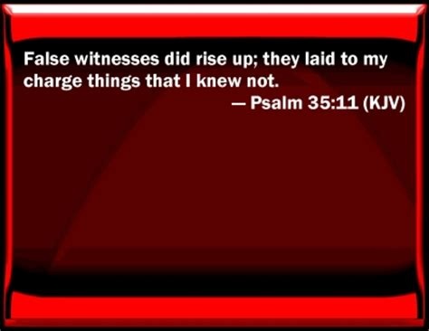 Image result for pSALM 35:11