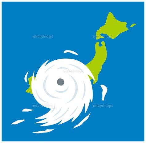 台風イラスト に対する画像結果