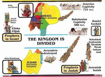 Image result for Prophets to Israel northern Kingdom