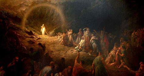 Image result for Jesus preached in the spirit to those in prison