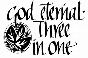 Image result for trinity sunday clip art