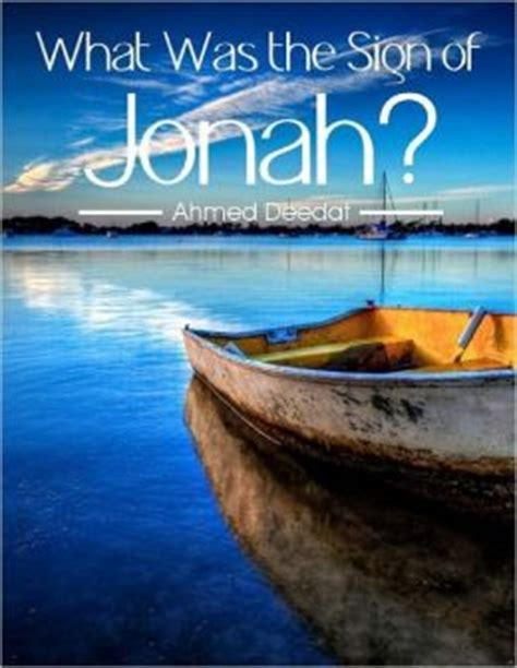 Image result for the sign of JonAH