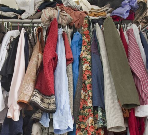 Image result for Jammed Packed Closet