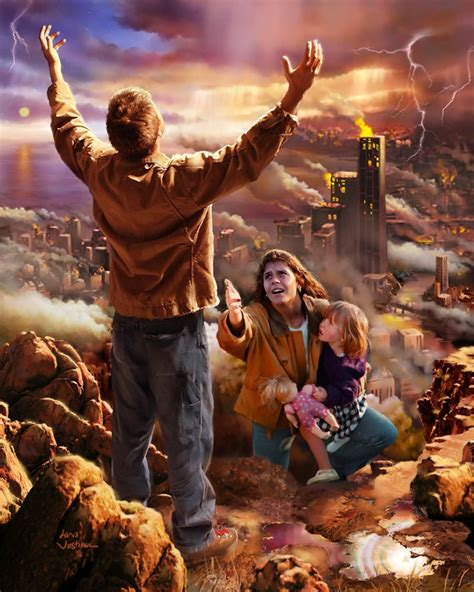Image result for The Great Tribulation On Earth