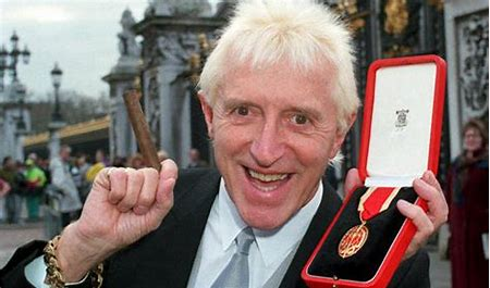 Image result for jimmy savile knighthood images