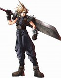 Image result for Who is Cloud Strife in Final Fantasy VII?. Size: 125 x 160. Source: ayay.co.uk
