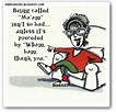 Image result for Funny Senior Citizen Quotes. Size: 106 x 102. Source: quotesgram.com