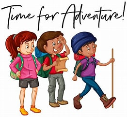 Image result for Adventure Clipart. Size: 106 x 98. Source: www.vecteezy.com