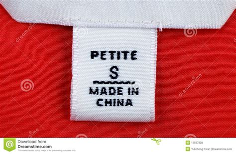 Image result for clothing labels with differing sizes