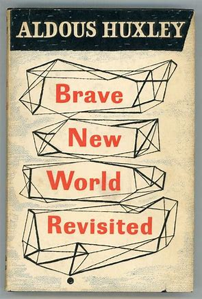 Image result for Aldous Huxley Brave New World