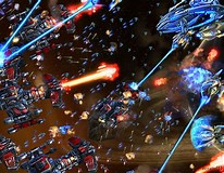 Image result for Epic Space Battles. Size: 206 x 160. Source: wallpapersafari.com