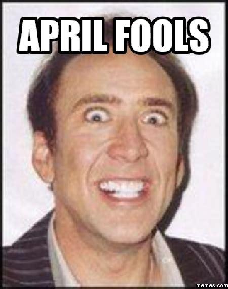 Image result for April Fools Meme